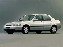 Honda Domani рестайлинг 1995, седан, 1 поколение