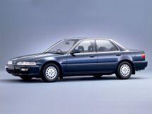 Honda Integra рестайлинг 1991, седан, 2 поколение