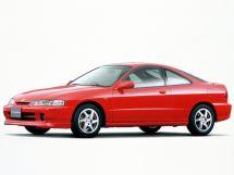 Honda Integra рестайлинг 1995, купе, 3 поколение