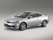 Honda Integra рестайлинг, 4 поколение, 09.2004 - 06.2006, Купе
