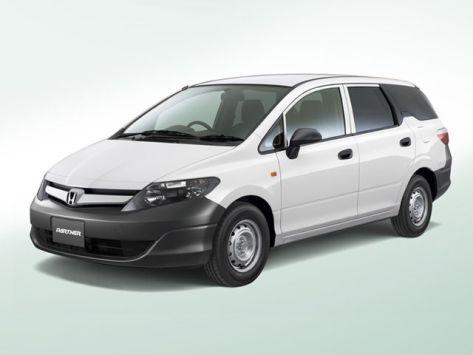 Honda Partner  03.2006 - 08.2010