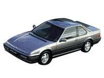 Honda Prelude рестайлинг 1989, купе, 3 поколение, BA