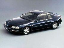 Honda Prelude рестайлинг 1993, купе, 4 поколение, BA, BB