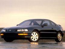 Honda Prelude 1991, купе, 4 поколение, BA, BB
