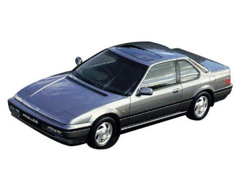 Honda Prelude (BA) 11.1989 - 08.1991