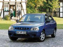 Hyundai Accent 1999, хэтчбек, 2 поколение, LC