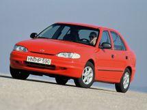Hyundai Accent 1994, хэтчбек 5 дв., 1 поколение, X3