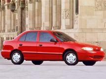 Hyundai Accent 1994, седан, 1 поколение, X3