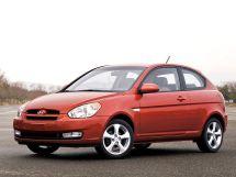 Hyundai Accent 3 поколение, 03.2006 - 04.2007, Хэтчбек 5 дв.