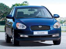 Hyundai Accent 2006, седан, 3 поколение, MC