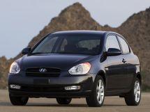 Hyundai Accent 3 поколение, 03.2006 - 08.2011, Хэтчбек 3 дв.