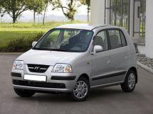 Hyundai Atos 2-й рестайлинг, 1 поколение, 09.2003 - 09.2008, Хэтчбек 5 дв.
