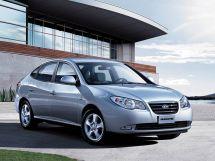 Hyundai Avante 2006, седан, 3 поколение, HD