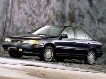 Hyundai Lantra 1990, седан, 1 поколение, J1
