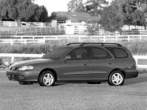 Hyundai Lantra рестайлинг 1998, универсал, 2 поколение, J3
