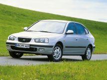 Hyundai Elantra 3 поколение, 02.2000 - 08.2003, Лифтбек