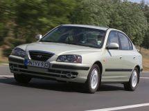 Hyundai Elantra рестайлинг 2003, лифтбек, 3 поколение, XD2