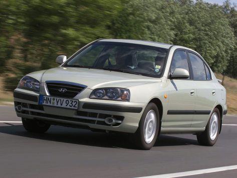Hyundai Elantra (XD2) 09.2003 - 08.2006