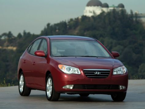 Hyundai Elantra (HD) 04.2007 - 10.2010