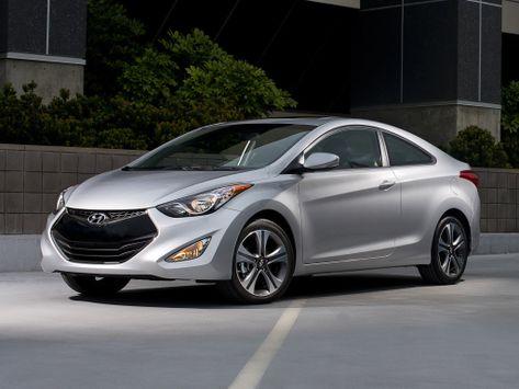 Hyundai Elantra (JK) 06.2012 - 04.2015
