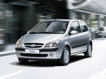 Hyundai Getz рестайлинг 2005, хэтчбек 3 дв., 1 поколение