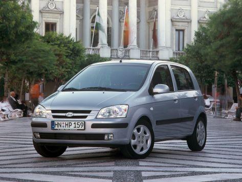 Hyundai Getz  09.2002 - 09.2005