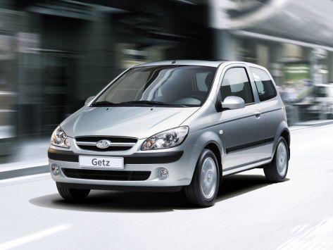 Hyundai Getz  10.2005 - 09.2011