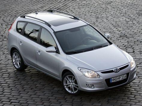 Hyundai i30 (FD) 04.2008 - 03.2010