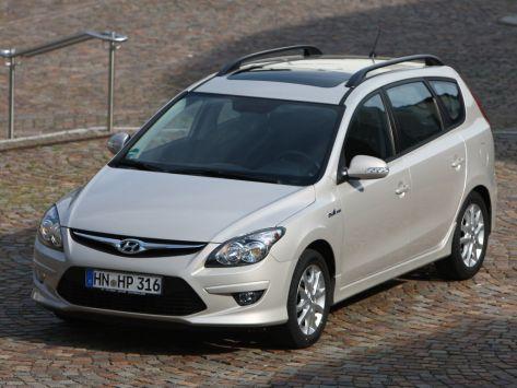 Hyundai i30 (FD) 03.2010 - 03.2012
