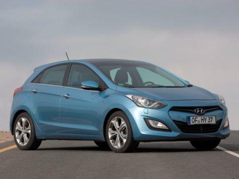 Hyundai i30 (GD) 09.2011 - 03.2015