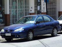Hyundai Lantra рестайлинг 1998, седан, 2 поколение, J2