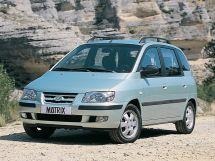 Hyundai Matrix 1 поколение, 02.2001 - 01.2005, Хэтчбек 5 дв.