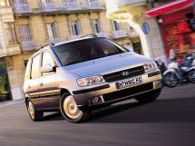 Hyundai Matrix рестайлинг, 1 поколение, 02.2005 - 05.2008, Хэтчбек 5 дв.