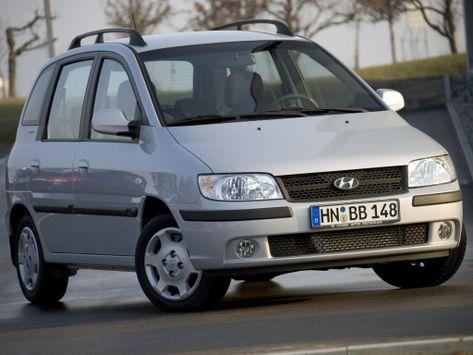 Hyundai Matrix  02.2005 - 05.2008