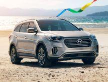 Hyundai Santa Fe рестайлинг, 3 поколение, 07.2015 - 02.2018, Джип/SUV 5 дв.