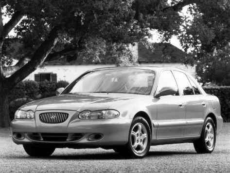 Hyundai Sonata (Y3) 02.1996 - 07.1998