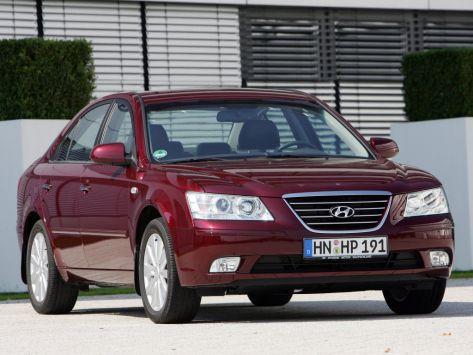 Hyundai Sonata (NF) 11.2007 - 10.2010