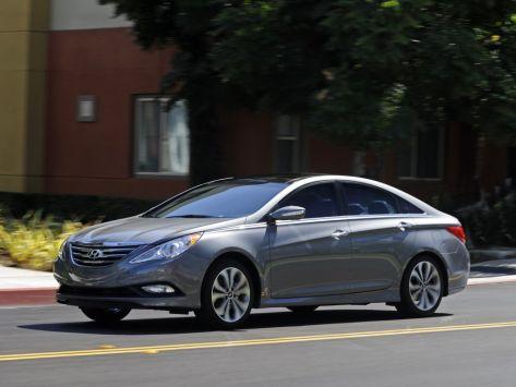 Hyundai Sonata (YF) 07.2012 - 03.2014