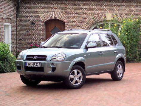 Hyundai Tucson  08.2004 - 08.2009