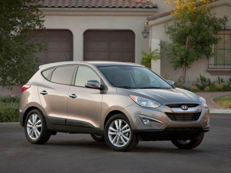 Hyundai Tucson (LM) 08.2009 - 09.2013