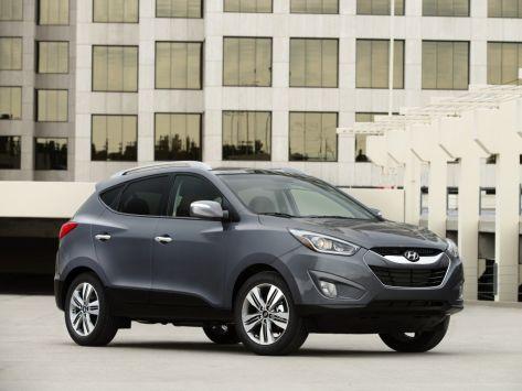 Hyundai Tucson  10.2013 - 02.2015