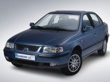 Iran Khodro Samand 2003, седан, 1 поколение