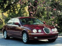 Jaguar S-type 1999, седан, 1 поколение, X200