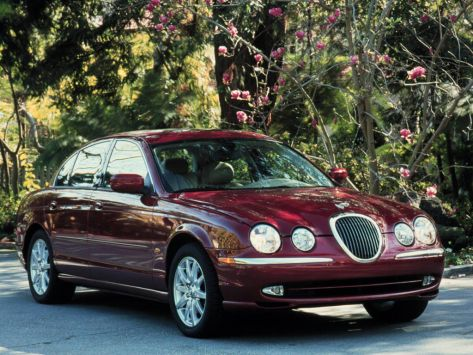 Jaguar S-type (X200) 03.1999 - 01.2003