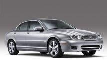Jaguar X-Type рестайлинг 2007, седан, 1 поколение