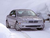 Jaguar X-Type 2001, седан, 1 поколение
