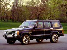 Jeep Cherokee 1983, джип/suv 5 дв., 2 поколение, XJ