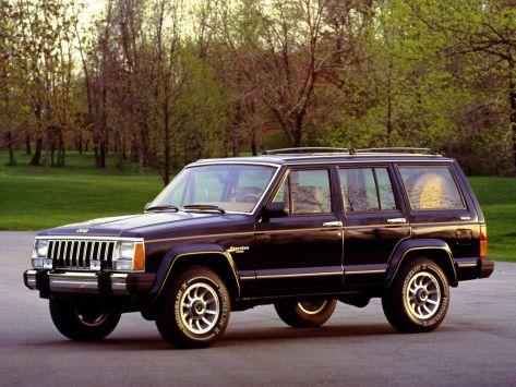 Jeep Cherokee (XJ) 07.1983 - 06.1997