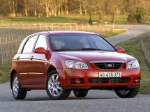 Kia Cerato 1 поколение, 11.2004 - 09.2007, Хэтчбек 5 дв.