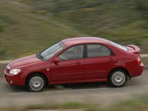Kia Cerato 1 поколение, 11.2004 - 09.2007, Седан
